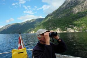 I Lysefjord