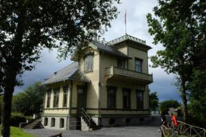Edvard Griegs sommerbolig Bergen