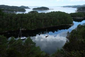 Ankerplads Lysøya