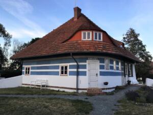 Hiddensee, Asta Nielsen