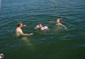 Søren, Ellen og Dagmar